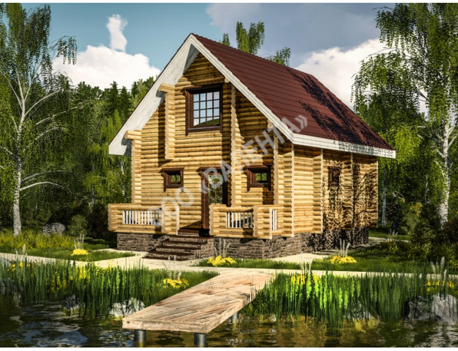 """Баня """"Воздвиженское-1"""""""